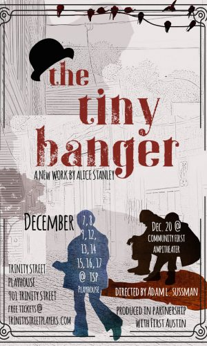 The Tiny Banger Poster
